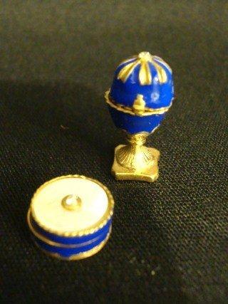 422: Kupjack Faberge Enamels