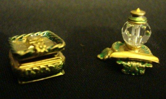 423: Kupjack Faberge Enamels