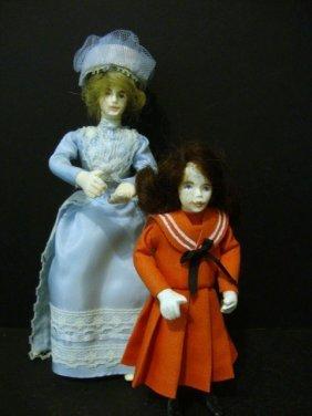 Jill Nix Dolls From England