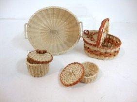 Joan Rankin Baskets