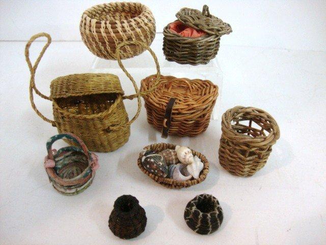 450: Assorted Baskets