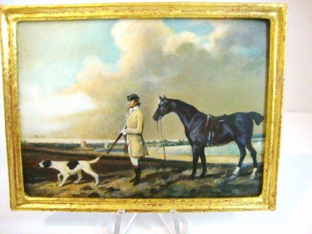 451: Joy Stanley Ricketts Painting