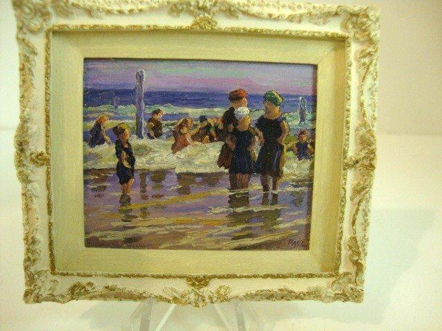 456: Paul Saltarelli Painting