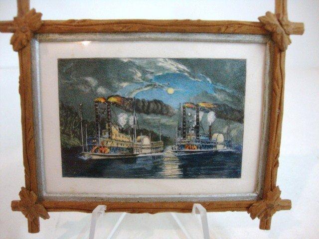 459: Marjorie Adams Watercolor