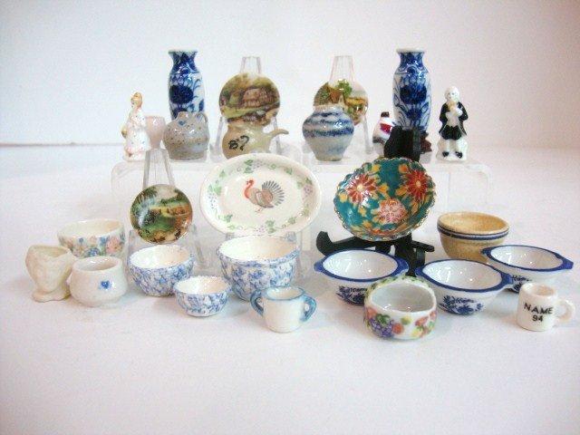 464: Large Assortment of China