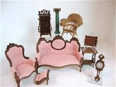 569 Leonetta Parlor Furniture and Alan Waters Baromete