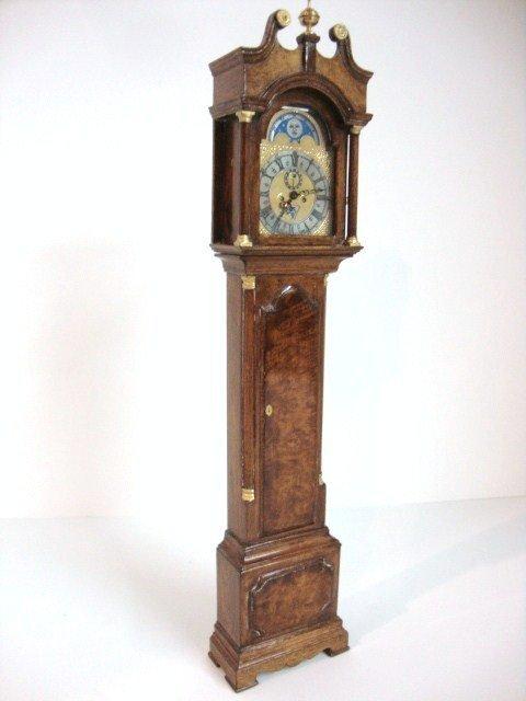610: John Hodgson Tall Case Clock