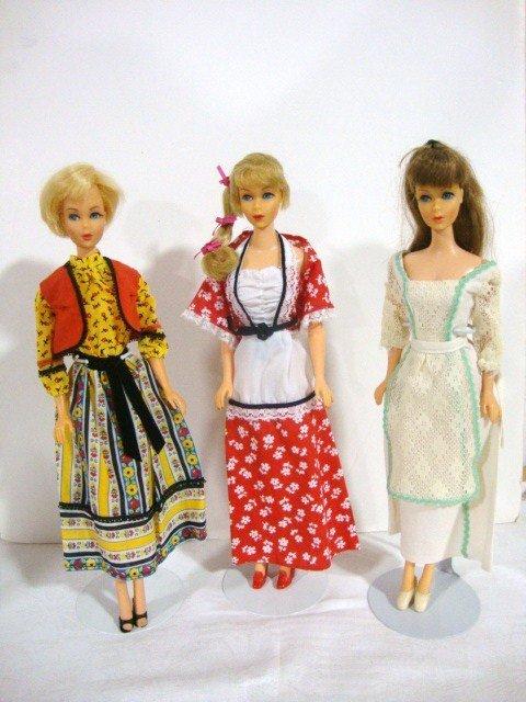 3: 3 Mod Barbies
