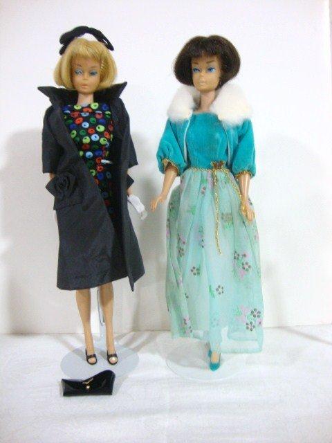 5: 2 American Girl Barbies