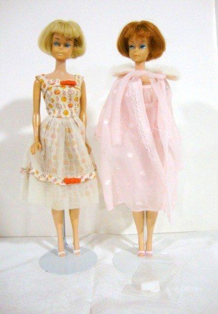 20: 2 American Girl Barbies