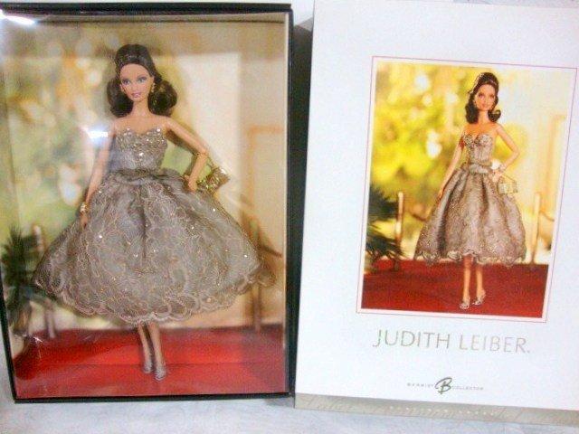 44: Judith Leiber Platinum Label Barbie