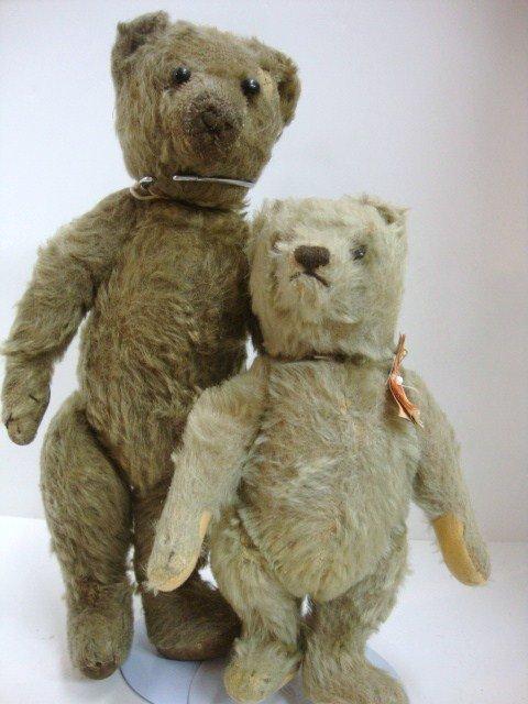 2: Mohair Teddy Bears