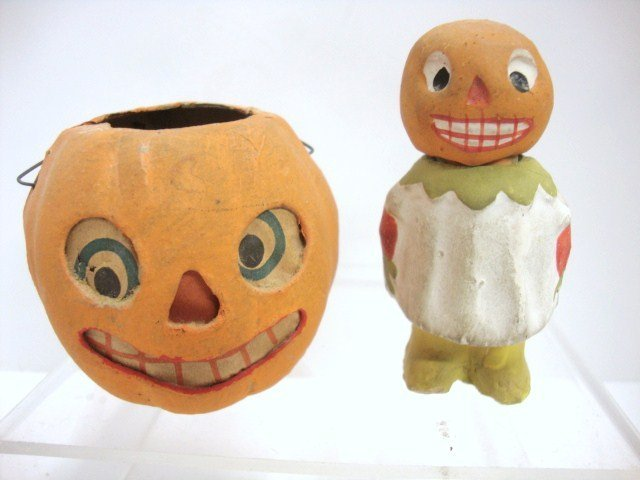 7: Halloween Candy Containers