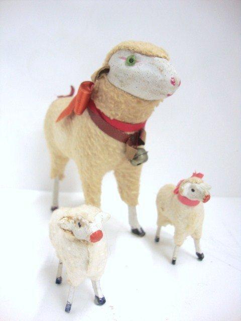 10: Three German Sheep