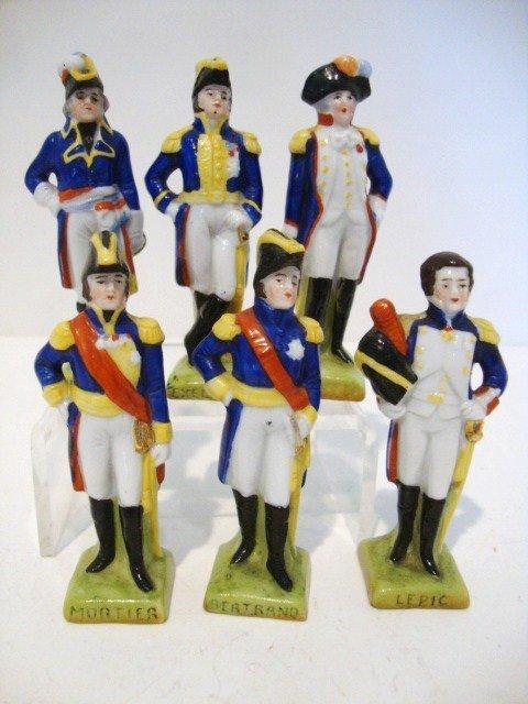 6: Miniature Meissen Soldiers