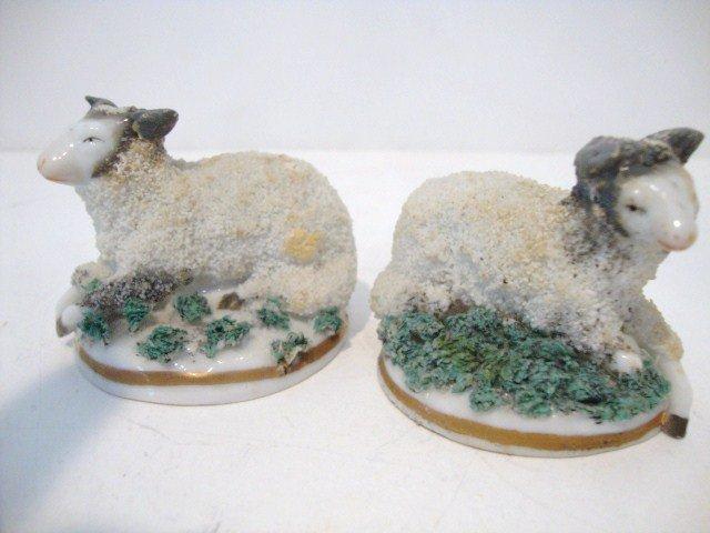 15: Miniature Staffordshire Sheep