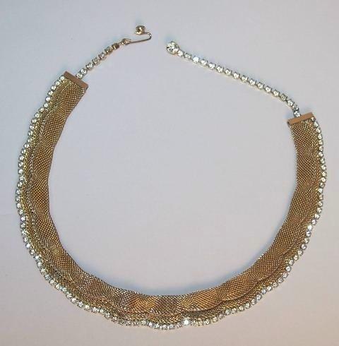12: Hattie Carnegie Necklace