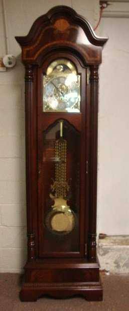 286a Sligh Grandfather Clock