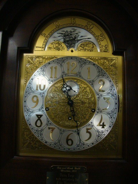 286B: Valley Forge Grandfather Clock - 2