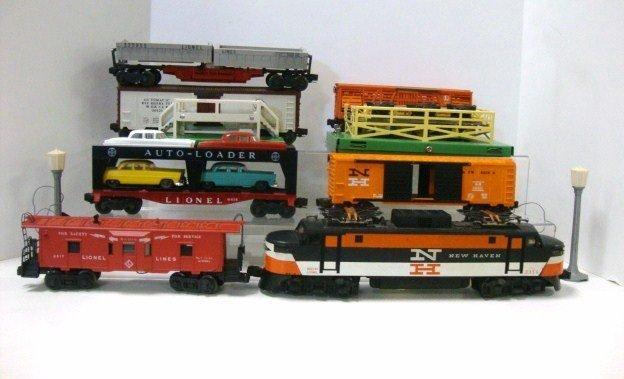 Vintage Lionel Train Set #2263W