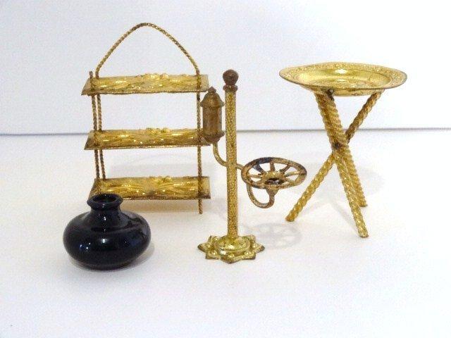 Antique Ormolu Accessories