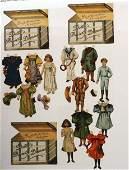 Raphael Tuck Dainty Doll Series