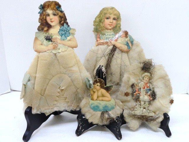 Christmas Cotton Batting Die-Cuts