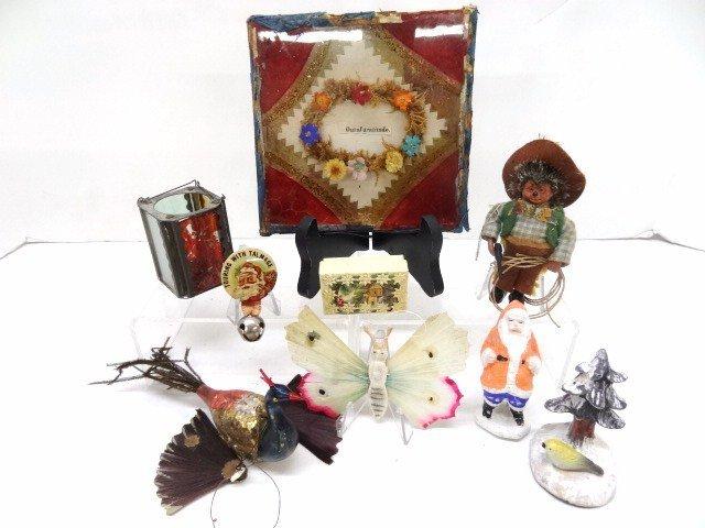 Antique Christmas Items