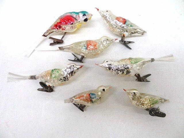 Figural Bird Clip-on Ornament