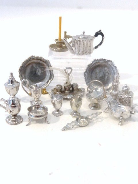 Miniature Kupjack Silver
