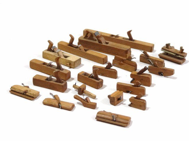 James Cottrell Woodworking Planes