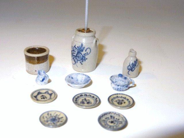 Jane Graeber Half-scale Stoneware