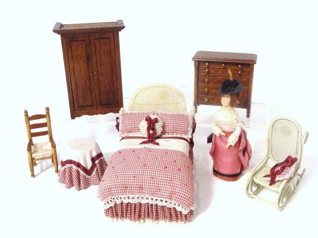 Half-scale Bedroom Furniture