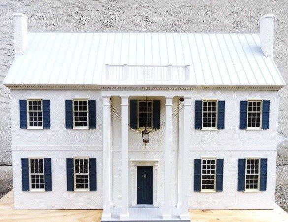 Paul Moore Colonial House