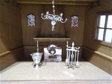 Dutch Sterling Room Box