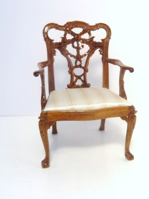 John Hodgson Georgian Chair