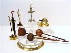 Chet Spacher Brass Accessories
