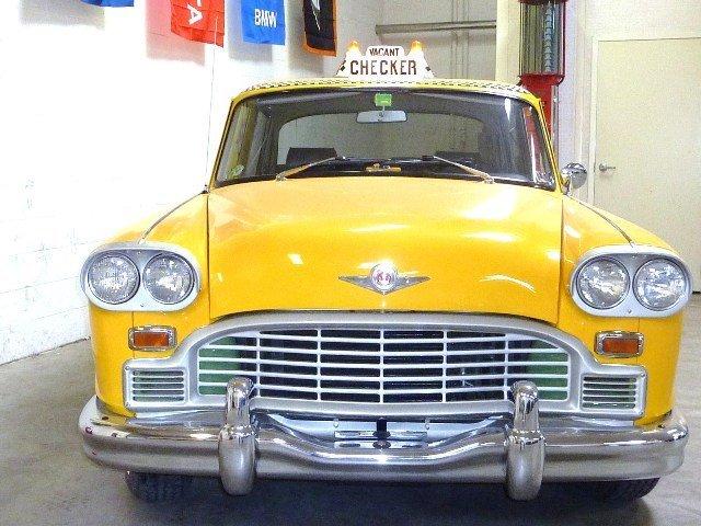 1969/1970 Checker Marathon Taxi Cab - 2