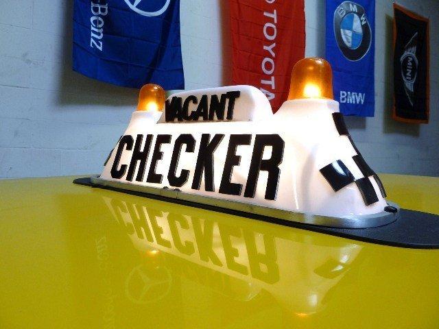 1969/1970 Checker Marathon Taxi Cab - 4