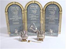 Sterling and Pewter Miniatures