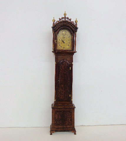 David Usher Tall Case Clock - 2