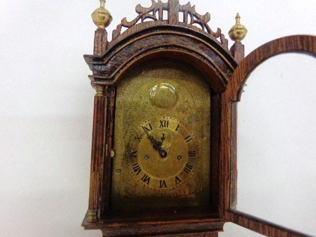 David Usher Tall Case Clock - 3