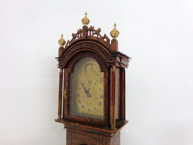 David Usher Tall Case Clock - 5