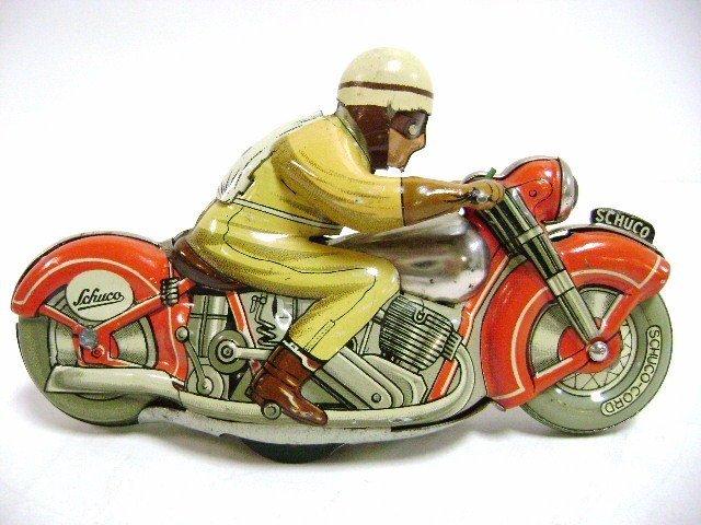 Schuco Moto-Drill 1006 Motorcycle