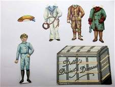 Raphael Tuck Dolly's Dainty Dresses 2 Sets