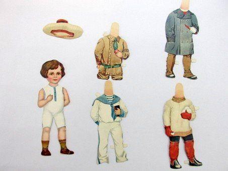 Raphael Tuck The Cranford Children Three Sets