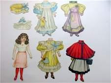 Three 1890's Tuck Sets