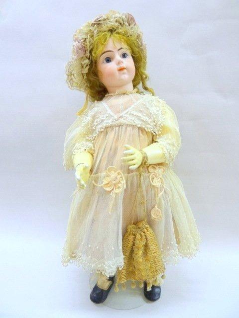 Bru Jne R Bebe - 27 1/2 inch  Doll