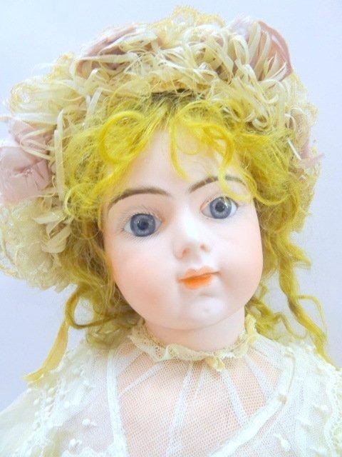 Bru Jne R Bebe - 27 1/2 inch  Doll - 2