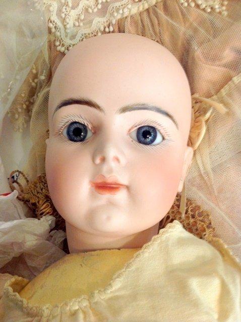 Bru Jne R Bebe - 27 1/2 inch  Doll - 5